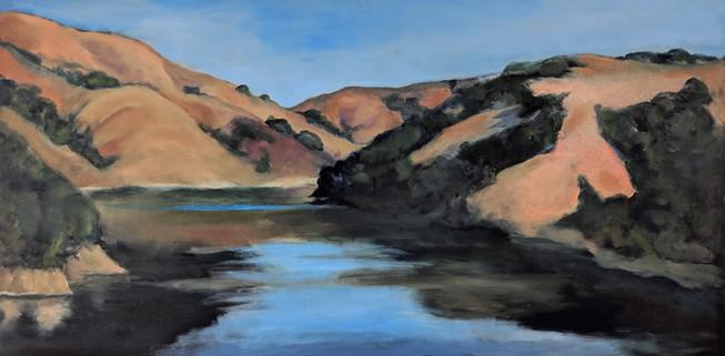 """San Pablo Dam Reservoir"""