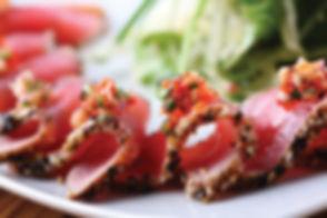 Thunfisch Tataki