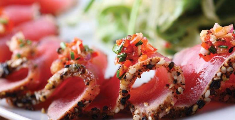 How to make perfect tuna tataki