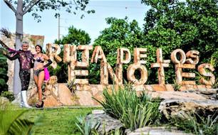"Listo Carnaval Puerto Morelos 2020 ""Aventura en la Selva"""