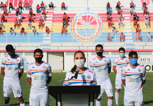 """Pioneros de Cancún seguirá presente en el Futbol; gobierno municipal aporta """"granito de arena"""""""