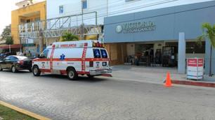 Clínica Victoria y empresa de ambulancia Jet Medical se ensañan en cobro a pacientes según de Covid-