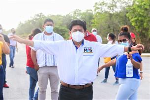 Las mejoras de Tulum nada ni nadie las detiene: Víctor Mas