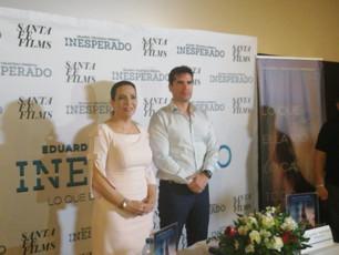 """Eduardo Verástegui y Adriana Teissier le dan un """"Sí a la vida, la maternidad y la familia"""""""
