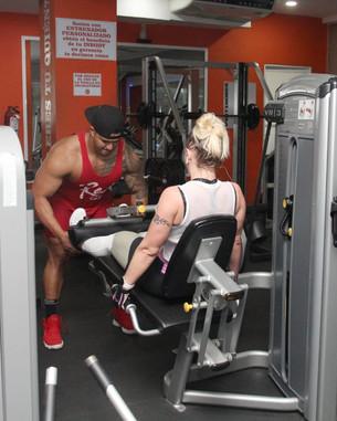 Ejercicio y alimentación sana, la dupla para lograr resultados en el gimnasio este 2020