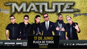 """Matute nuevamente otorga concierto en Cancún; ahora con su """"Boombox Tour"""""""