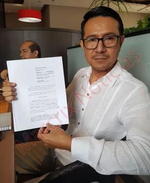 Ezequiel Roldán, juez Penal violador de las leyes y cómplice de las injusticias; emite documentos fa