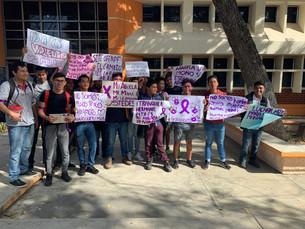 Concientiza El TecNM no a la violencia contra mujeres