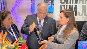 Aumentan las llegadas de vuelo a Cancún; es parte de la promoción: Mara Lezama