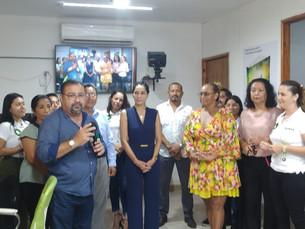 """Asumen adolescentes directiva de """"Cancún Channel"""" en la semana de """"Empoderando Jóvenes"""""""