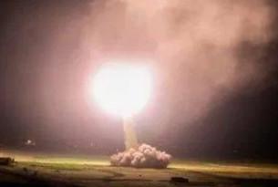 Base militar estadounidense en Irán es atacada con misiles