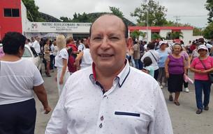 """Mario Machuca traiciona a la base trabajadora de la CROC; prefiere promover su partido """"Alternativa"""""""