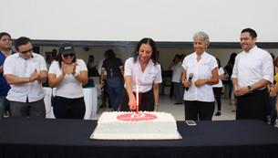 De fiesta Unicaribe; celebra sus 19 años con deporte