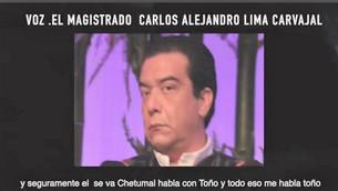 Corrupción a lo grande; sale conversación de magistrado Carlos Lima contra Capella