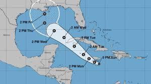 "Amenaza tormenta ""Delta"" a Quintana Roo; trae la misma dirección que ""Gamma"""