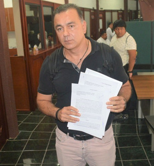 Carlos Mimenza es detenido por la Guardia Nacional a pesar de contar con amparo federal; Fiscalía de
