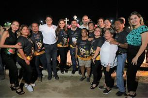 """Concluye Festival de """"Cena de Ánimas"""" con la armonía de más de 17 mil personas"""