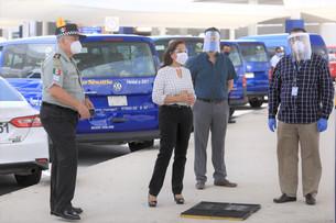 Se reactiva labor turística con responsabilidad; operan en Cancún 116 hoteles: Mara Lezama