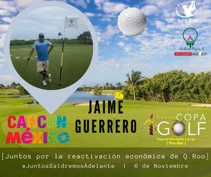 Resalta un cancunense más en el deporte profesional: Jaime Guerrero buscará la Copa en torneo de Gol