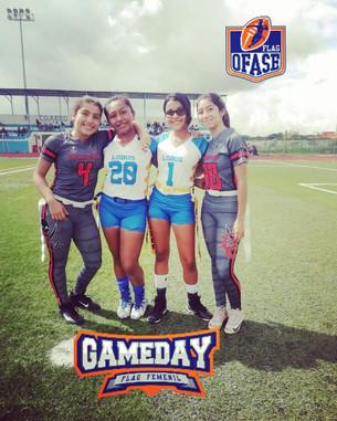"""Inicia torneo infantil de futbol americano; participan ocho equipos, """"Bucaneros de Cancún"""" uno de lo"""