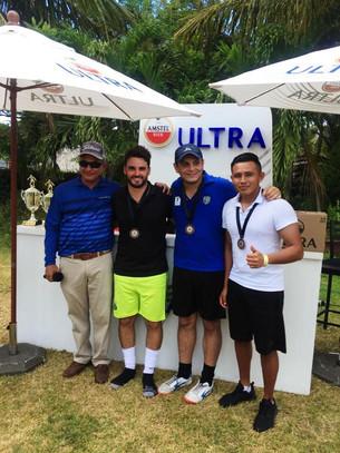 Arranca primera edición de Copa FootGolf