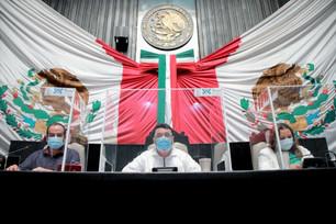 Diputados quieren lana; pidieron presupuesto según para atender problema del Sargazo; otra vez Martí