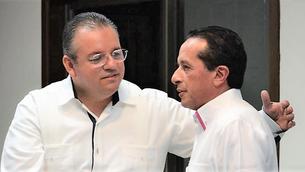 Presentan pruebas contra funcionarios del estado y federal corruptos