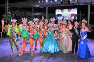"""Colorido, arte y cultura resalta en el Carnaval """"Playa del Carmen 2020"""""""