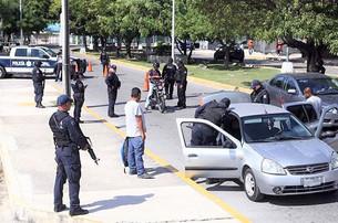 Inseguridad espanta al turismo y no el sargazo; tienen miedo salir de su hotel: Guadalupe Mayo