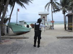 Detiene la Policía a 306 personas durante la pandemia; 10 quedaron en manos de la autoridad minister