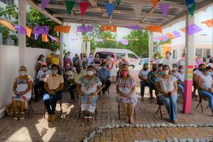 """Celebra DIF Municipal """"El Hanal Pixan"""" en memoria de presidentas fallecidas"""