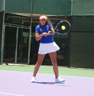 Avanzan a la tercera jornada tenistas quintanarroenses