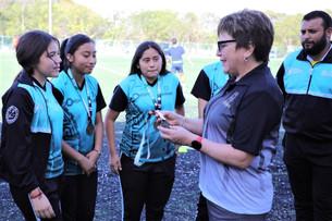 Mujeres deportistas, el orgullo de los solidarenses