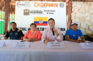 Más promoción al deporte del gobierno municipal; se les hará homenaje a colombianos