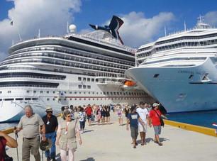 "Arribo de cinco cruceros de ""Princess Cruises"", cancelados por ""Coronavirus""; llegaban en marzo y ab"
