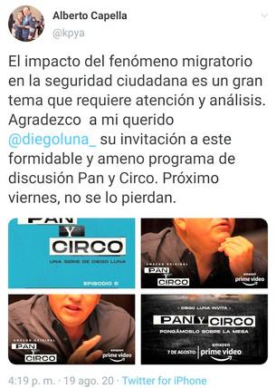 """""""SOS"""" al Gobierno Federal. ¿Dónde estas López Obrador?"""