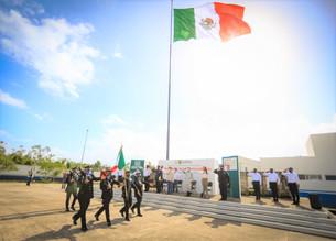 Conmemora gobierno municipal 110 Aniversario de la Revolución Mexicana