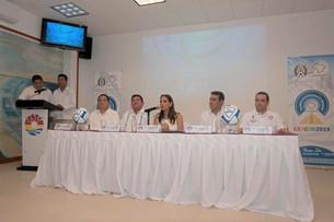 Cancún sede del Torneo Internacional Premier 2019; lo presenta Mara Lezama