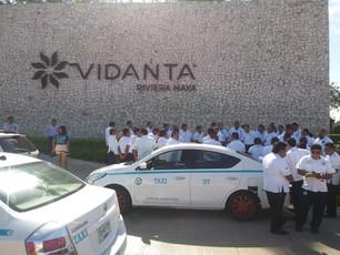 Se deslinda Frente Único de Taxistas sobre vehículos que operan disfrazados de taxi