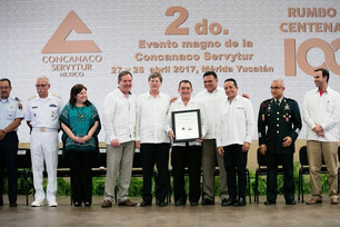 Participa Carlos Joaquín en importante reunión nacional en la ciudad de Mérida