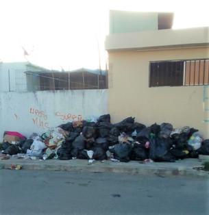 Paraíso Maya representa foco de infección; denuncian vecinos recolección de basura