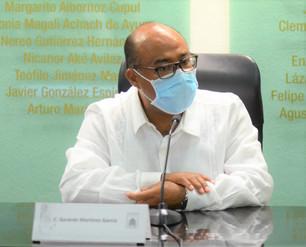 Se apodera del Congreso el PAN; con dedazo asume secretaría del Poder Legislativo Gerardo Martínez