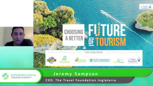 Participa el municipio en Cumbre de Turismo a nivel internacional