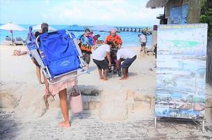 """""""Abandonados"""" turistas con capacidad diferente; no tienen acceso total a atractivos en México"""