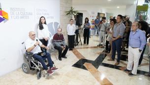 Inauguran Cuarto Bienal de Artes Visuales; presentan 45 obras de 31 artistas