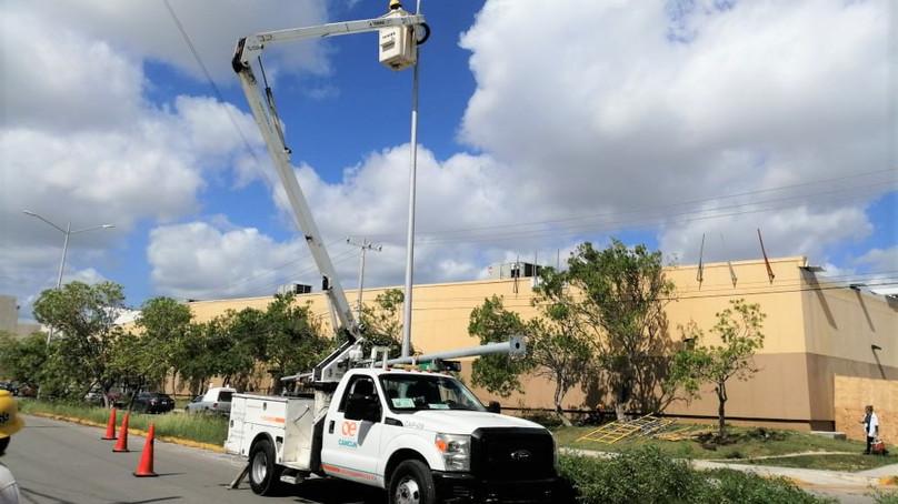 Modernización de luminarias protegen el medio ambiente; 150 supermanzanas cuentan con este tipo