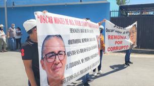 Demasiada violencia en Cancún; Montes de Oca protector de grupos criminales; debe irse ya