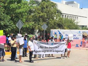 """Nadie contra poderosa concesionaria """"Aguakán""""; roba descaradamente a quintanarroenses y el gobierno"""