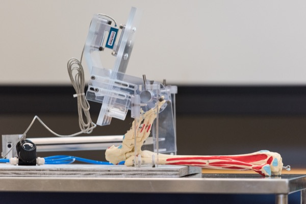 MRI-Compatible Dynamometer