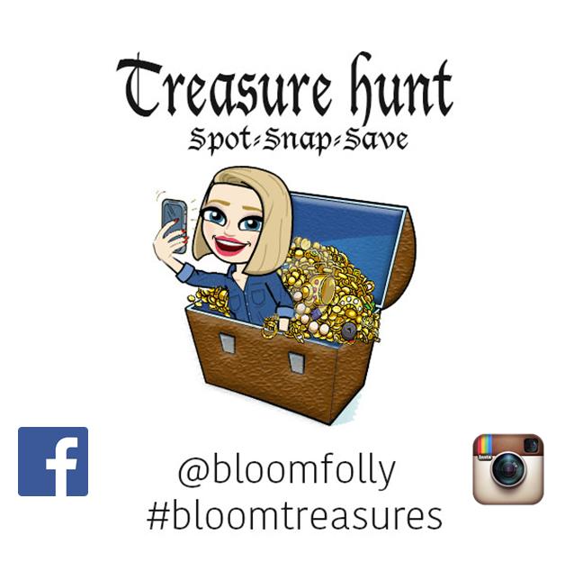 Treasure Hunt :Spot Snap Save